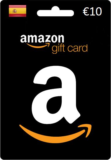€10 Amazon Gift Card (ES)