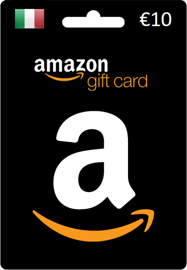 €10 Amazon Gift Card (IT)