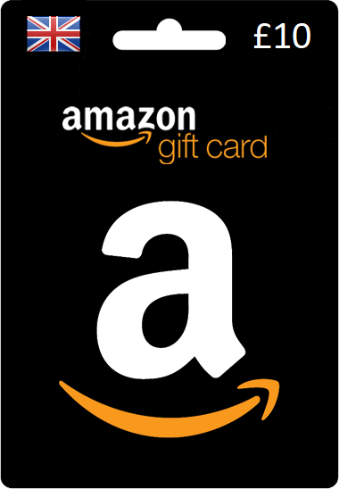 £10 Amazon Gift Card (UK)
