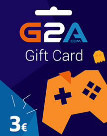€3 G2A Card (Global)