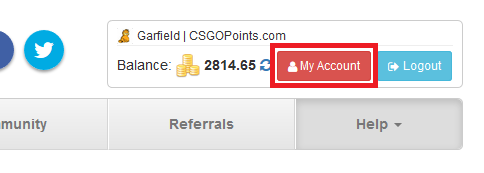 How to redeem gift cards - CSGOPoints com